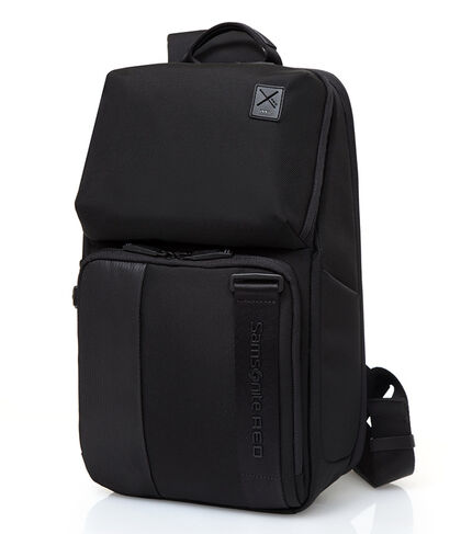 ACTAEON Shoulder Backpack BLACK