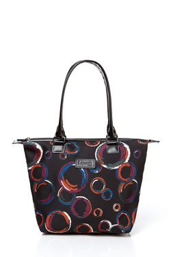 BUBBLE PLUME  TOTE BAG S