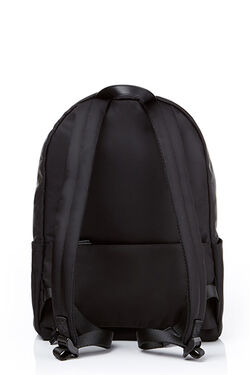PLUME BASIC ROUND LAPTOP BACKPACK 13""