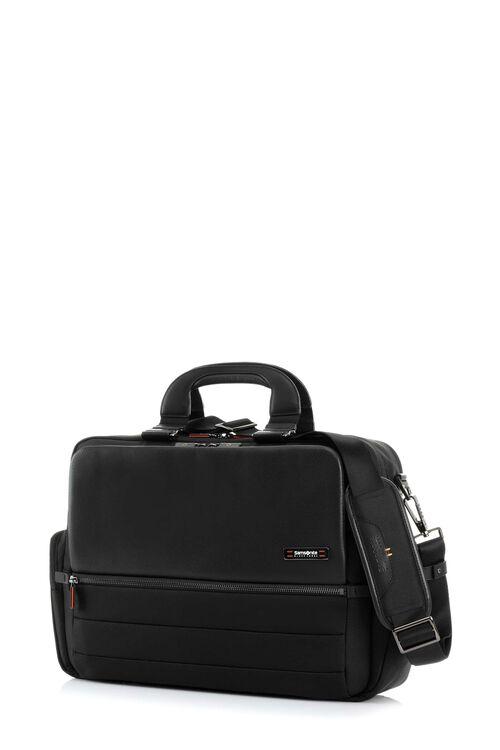 กระเป๋าอกสารและส่โน้ตบุ๊ค ขนาด 15.6 นิ้ว รุ่น SBL VERON II Briefcase M Tag  hi-res | Samsonite