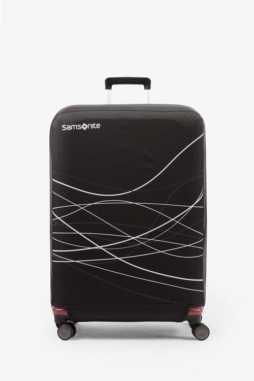 TRAVEL LINK ACC. FOLDABLE LUGGAGE COVER M+  hi-res | Samsonite