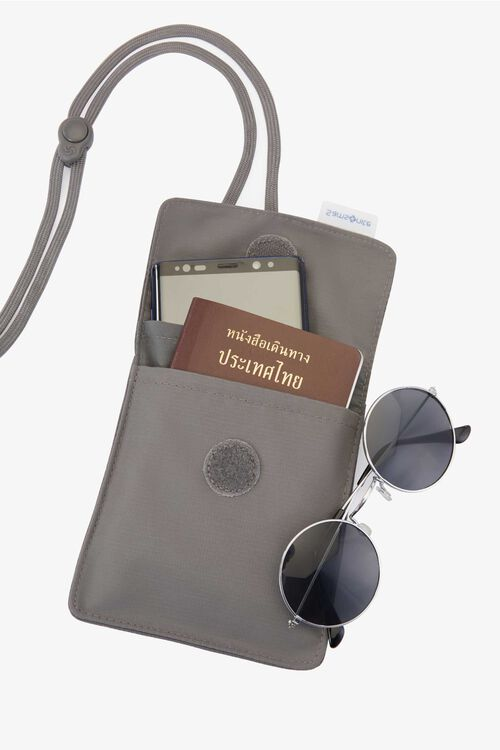 GLOBAL TA RFID NECK POUCH  hi-res | Samsonite