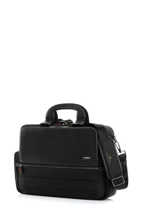 กระเป๋าอกสารและส่โน้ตบุ๊ค ขนาด 15.6 นิ้ว รุ่น SBL VERON II Briefcase M Tag  hi-res   Samsonite