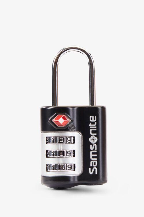 TSA 3-DIAL METAL LOCK 2  hi-res | Samsonite