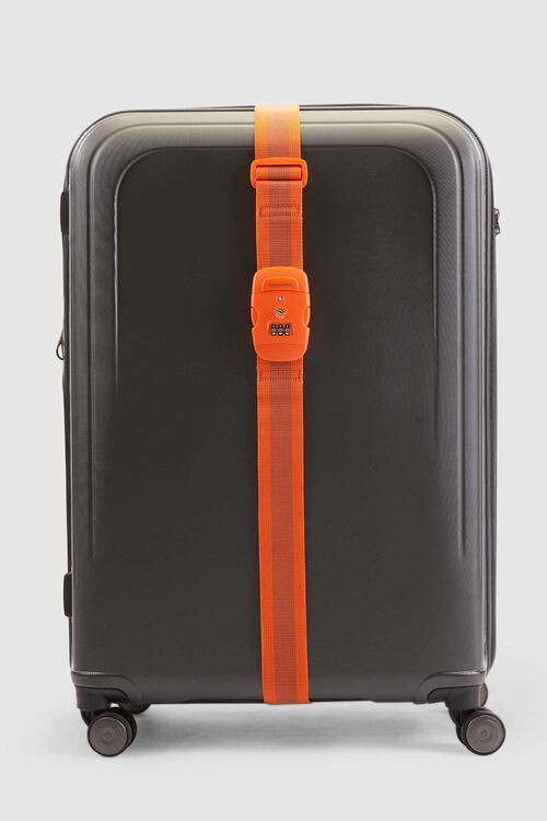GLOBAL TA LUGGAGE STRAP/TSA LOCK  hi-res | Samsonite