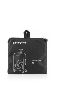 TRAVEL ESSENTIALS FOLDABLE LUGGAGE COVER M  hi-res | Samsonite