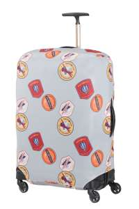 TRAVEL ESSENTIALS LYCRA LUGGAGE COVER L  size | Samsonite