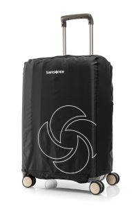 TRAVEL ESSENTIALS FOLDABLE LUGGAGE COVER S  size | Samsonite